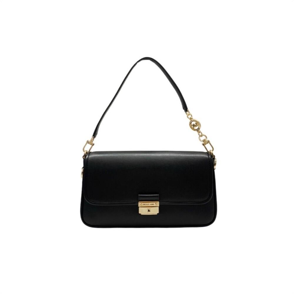 MICHAEL KORS - Bradshaw Shoulder Bag Small - Black