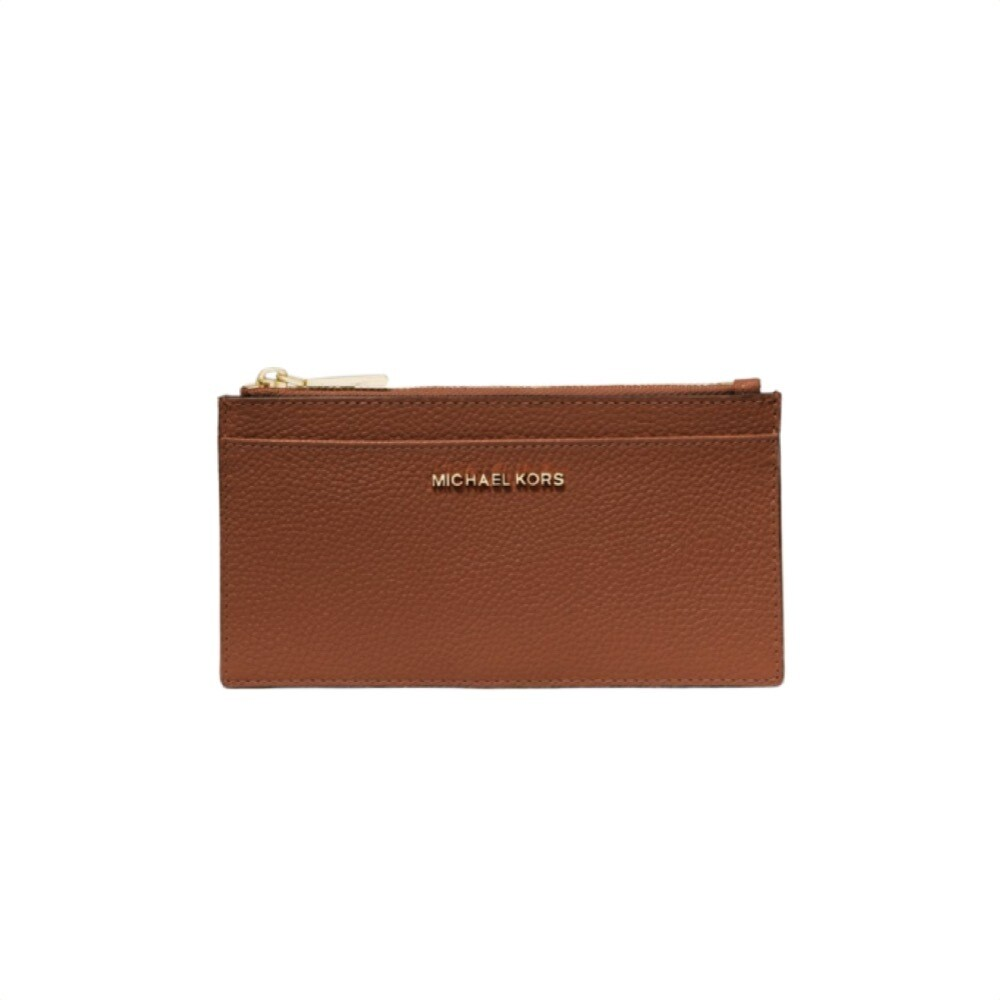 MICHAEL KORS - Porta Carte LG Slim - Luggage
