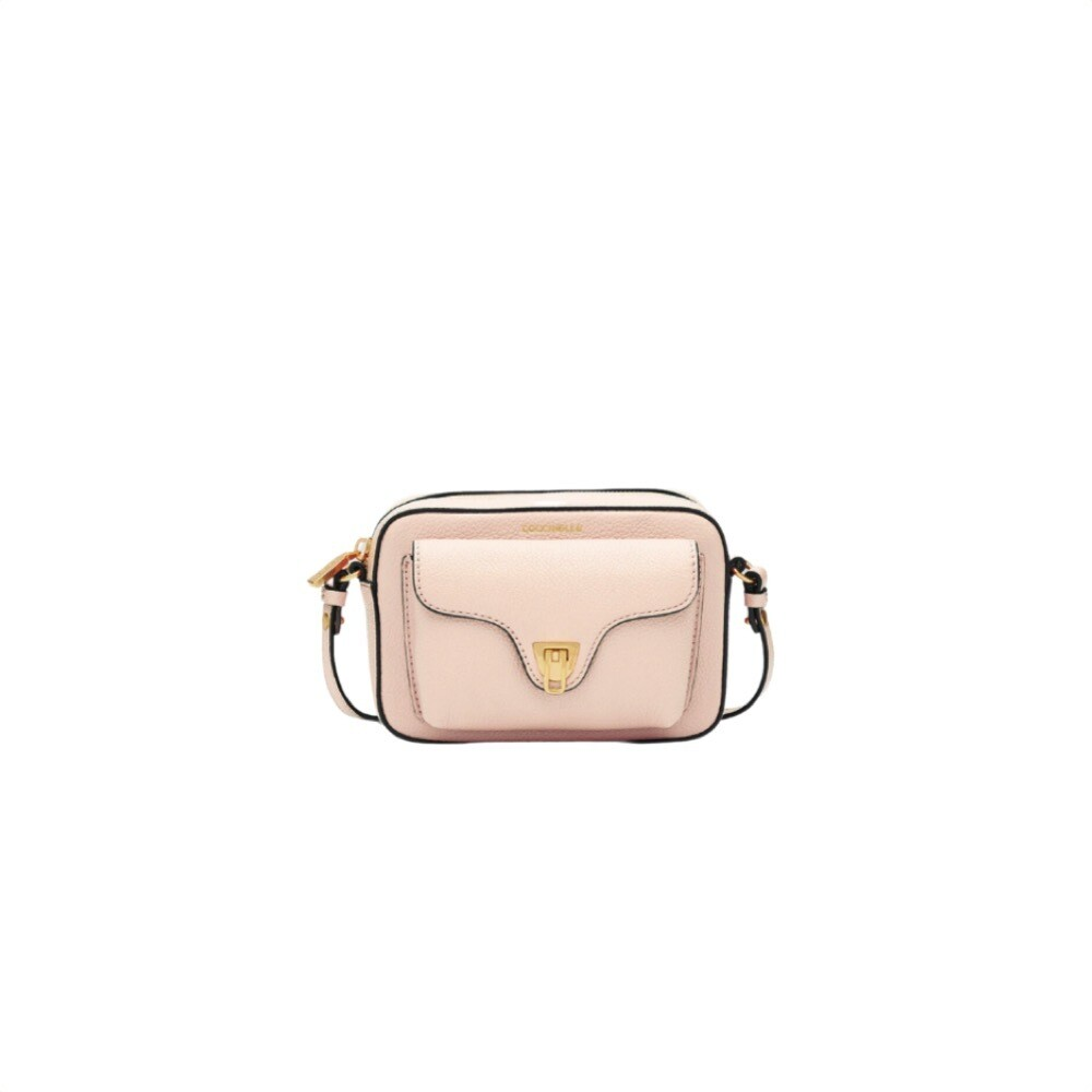 COCCINELLE - Beat Soft Camera Bag Mini - New Pink