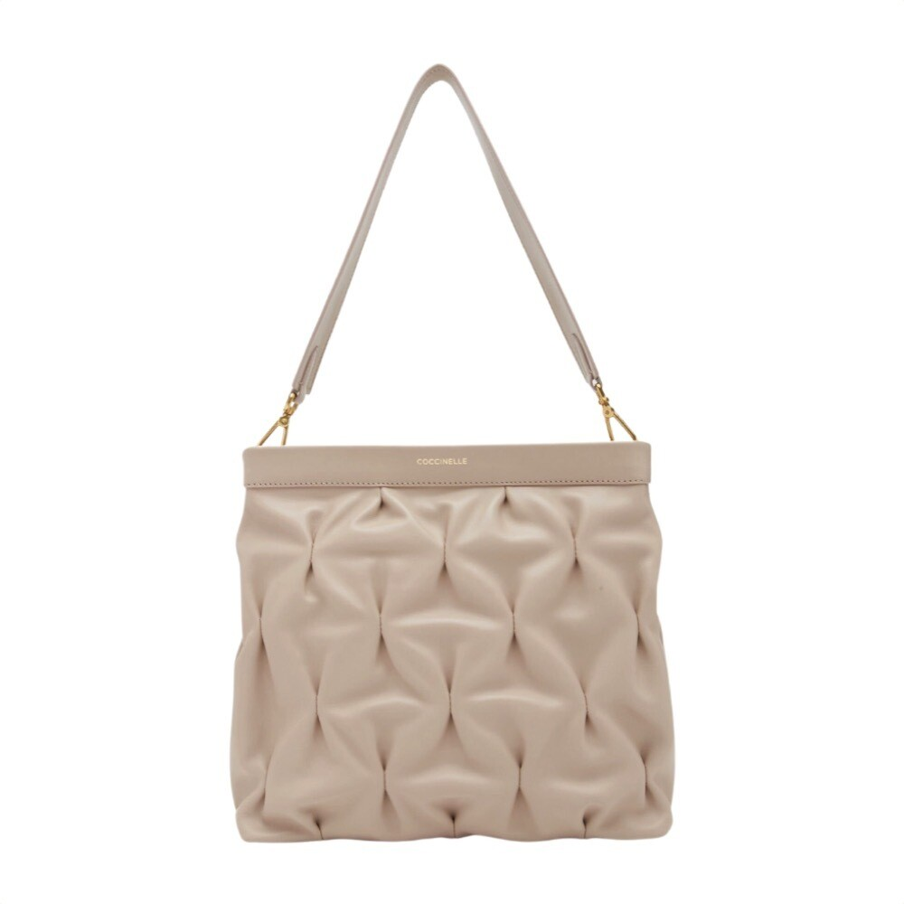 COCCINELLE - Marquise Goodie Hobo - New Pink