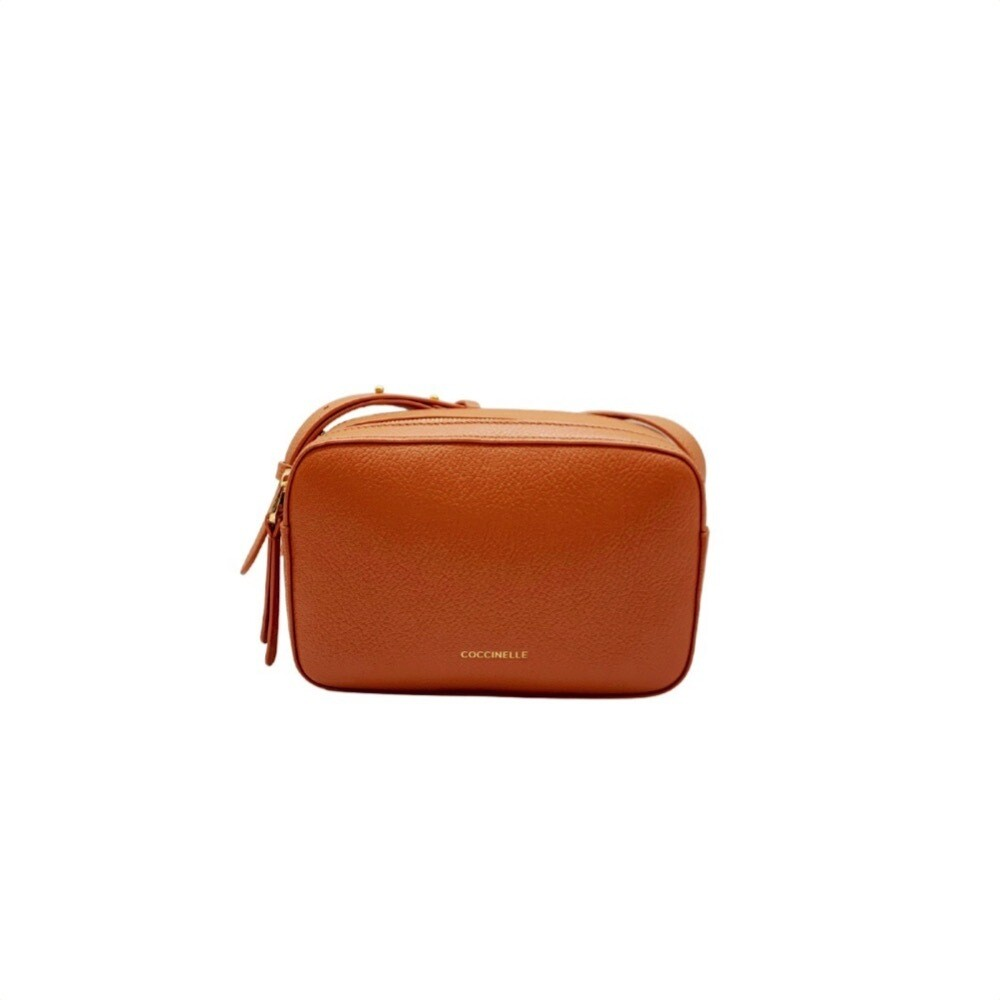 COCCINELLE - Lea Camera Bag - Chestnut