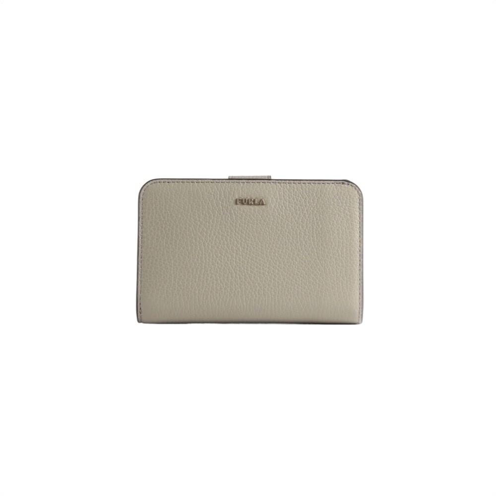 FURLA - Babylon M compact wallet - Marmo