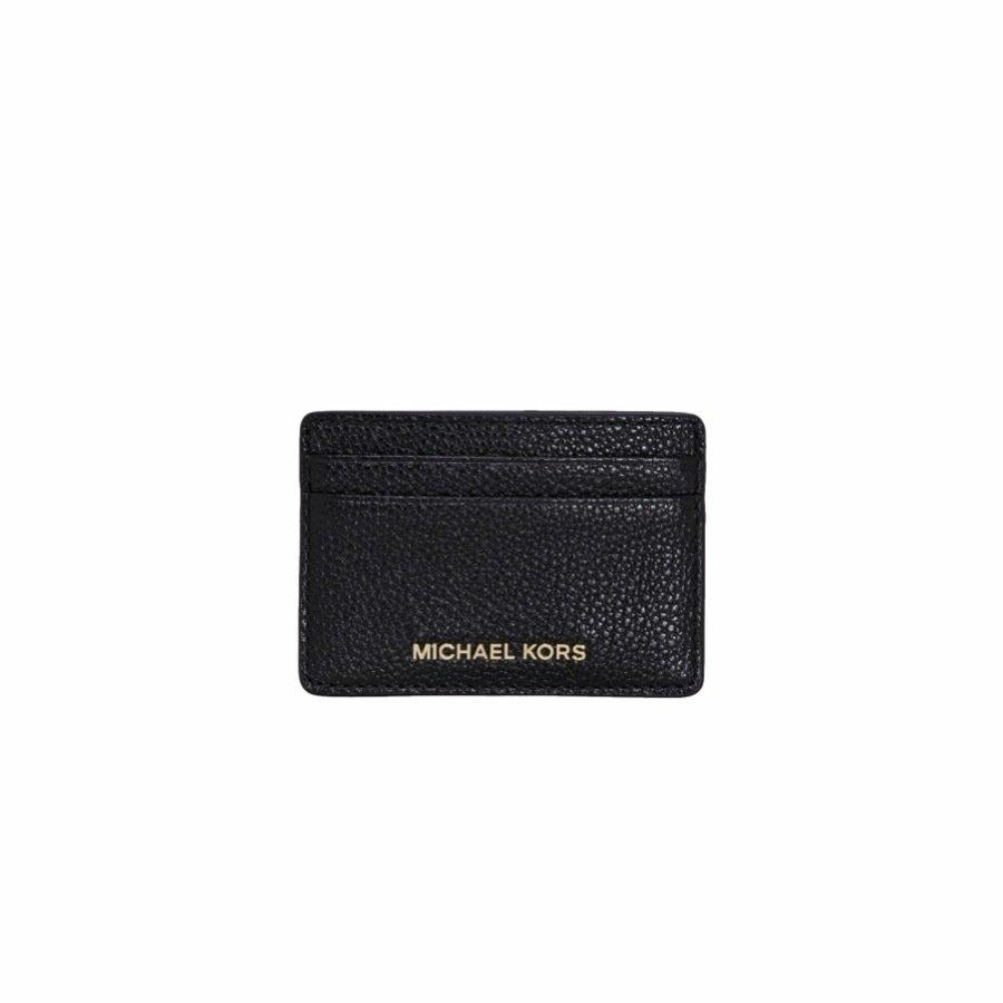 MICHAEL KORS - Card Holder - Black