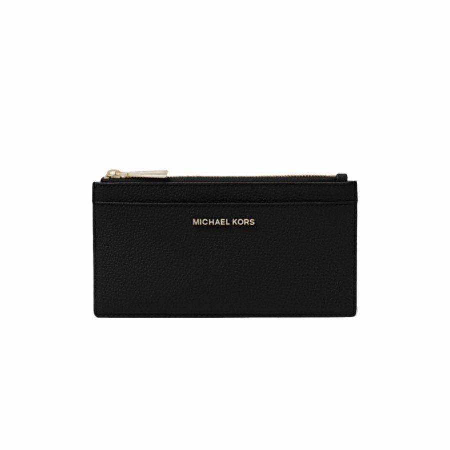 MICHAEL KORS - Porta Carte LG Slim - Black