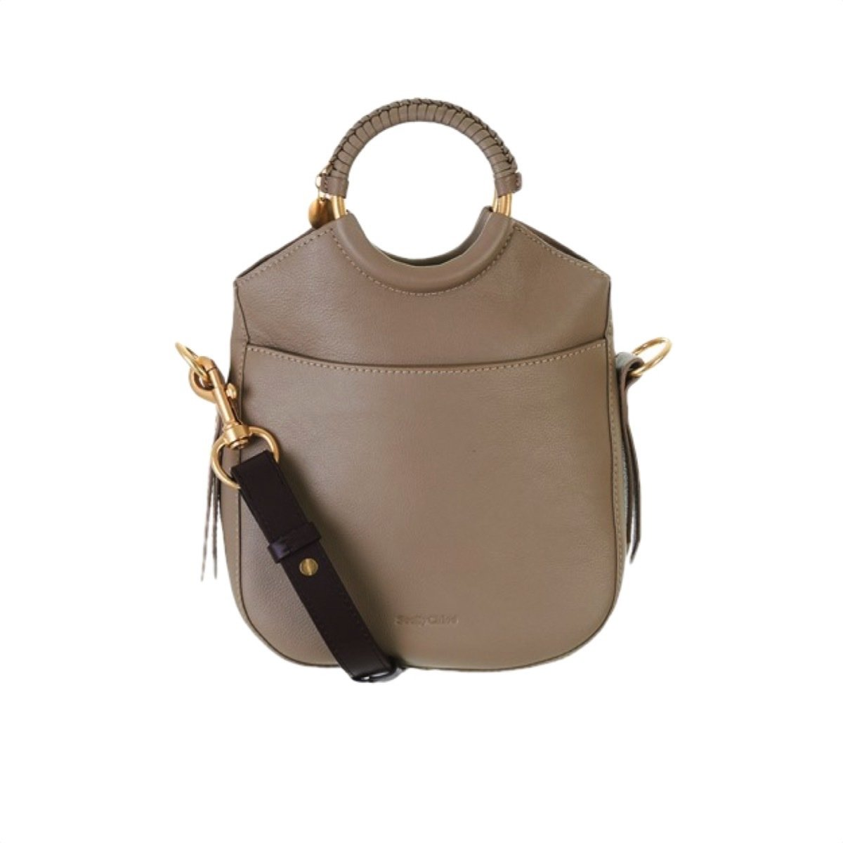 SEE BY CHLOÉ - Monroe Small Day Bag - Motty Grey