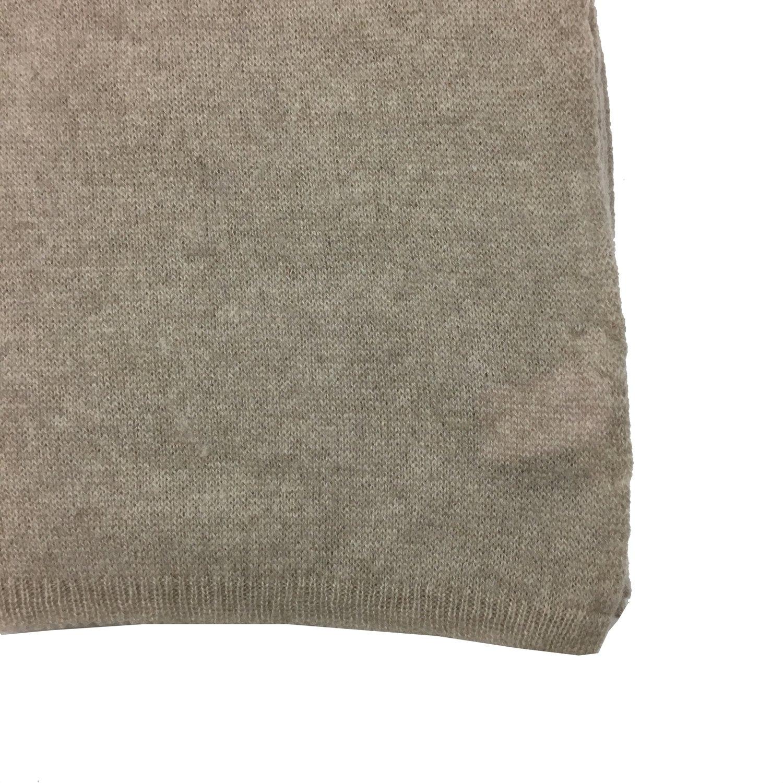 COCCINELLE - Marlene Sciarpa in lana e cashmere - Seashell