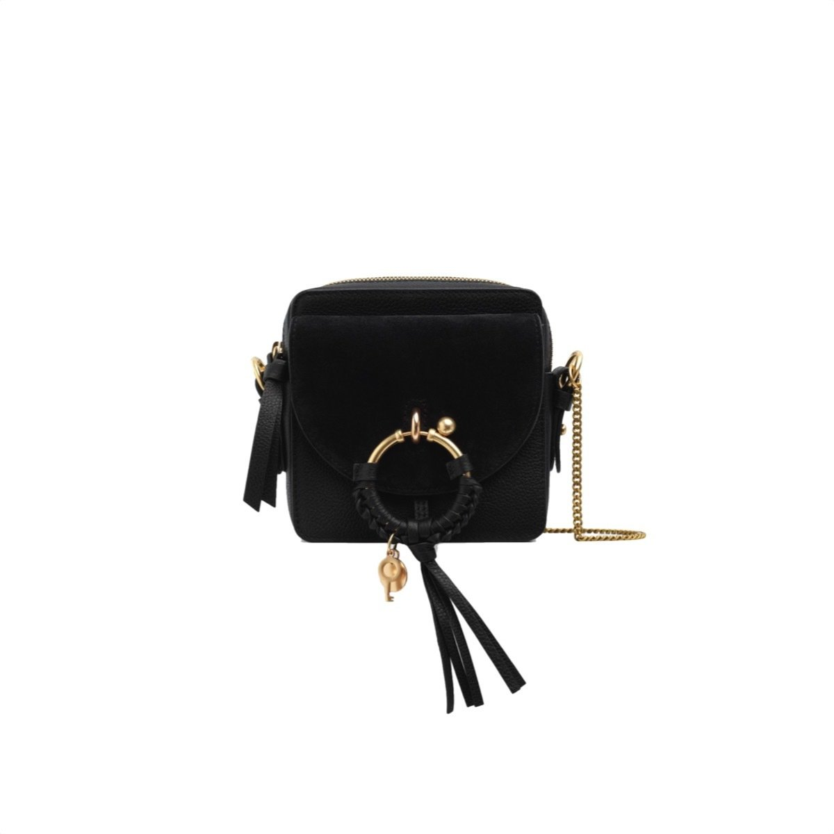 SEE BY CHLOÉ - Joan Mini Crossbody Bag - Black