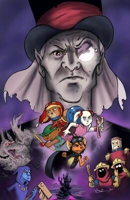 A Teddy Bear Tales: Awakenings 11x17 Poster