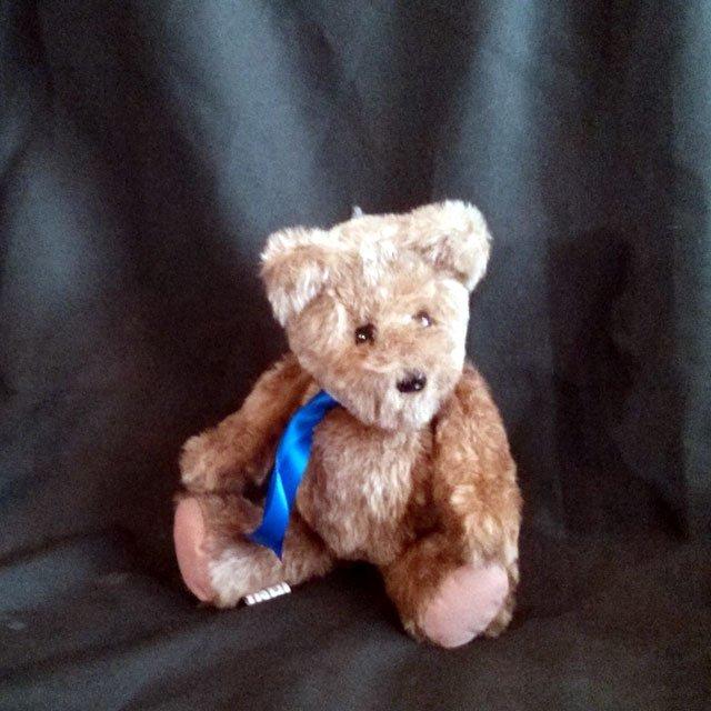 Tristan The Pocket Companion Teddy Bear