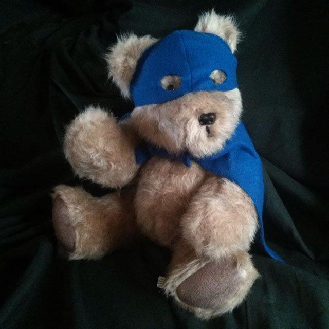 Hero Ted - Superhero Teddy Bear