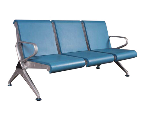 Ofix Airport Gang Waiting Chair With PU (3 Seater)