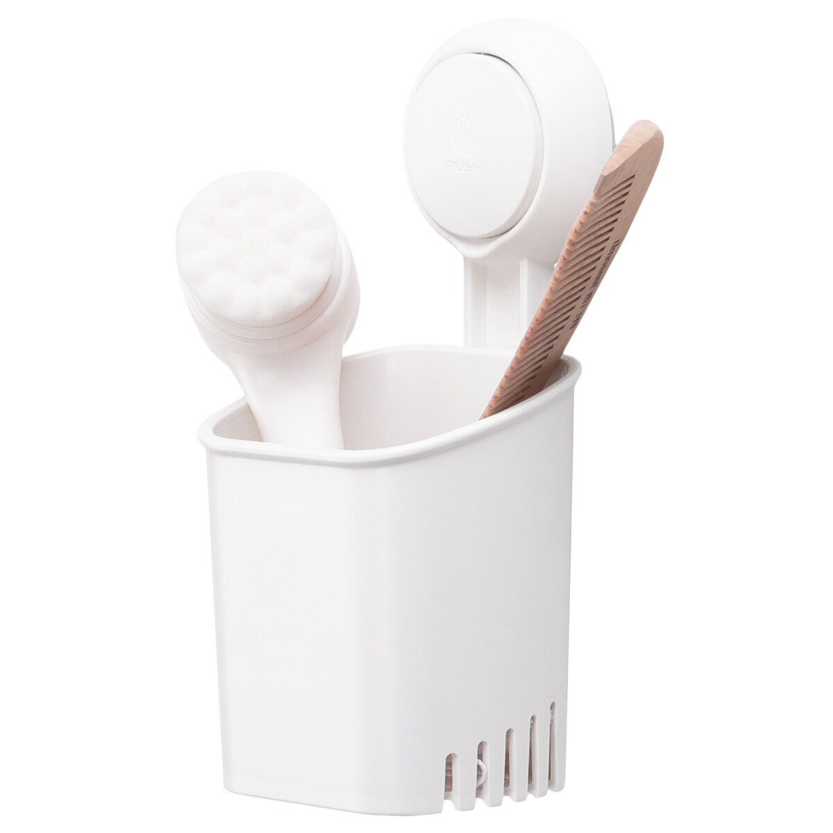 MYKE Suction Cup Toothbrush Holder