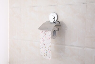 MYKE Suction Cup Tissue Holder