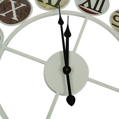 MYKE ART Wall Clock 05 50CM