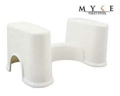 MYKE Toilet Stool