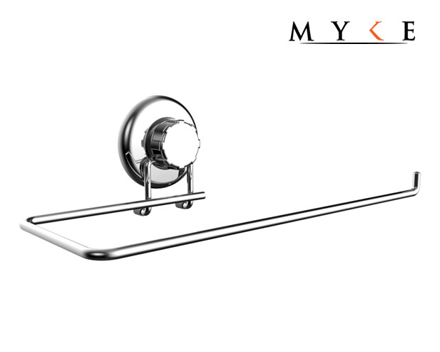 MYKE 73125B Suction Cup Kitchen Paper Holder