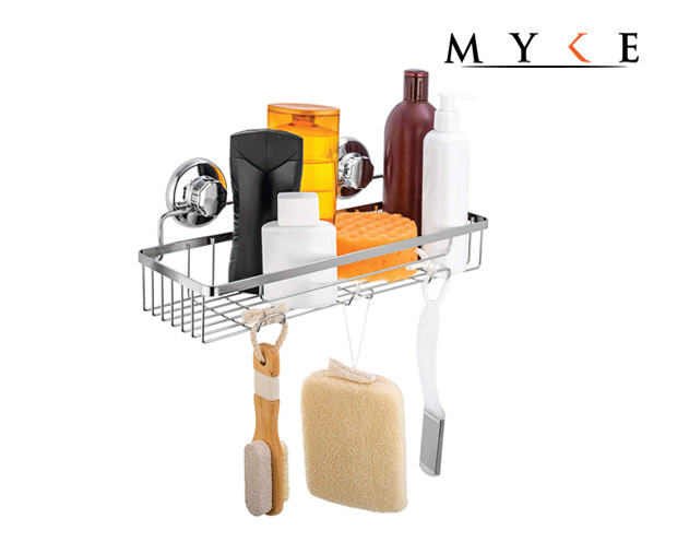 MYKE 74729 Suction Cup Holder