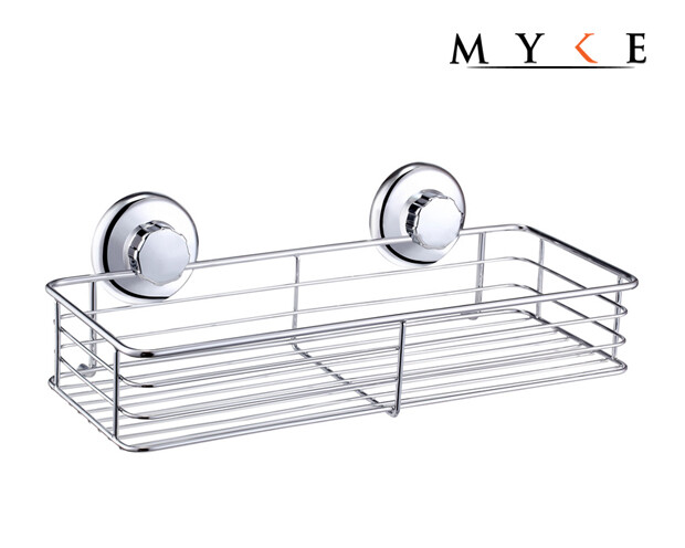 MYKE 73129 Suction Cup Shelf
