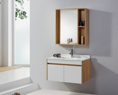 MYKE Bathroom Cabinet Set 106