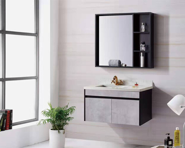 MYKE Bathroom Cabinet Set 107