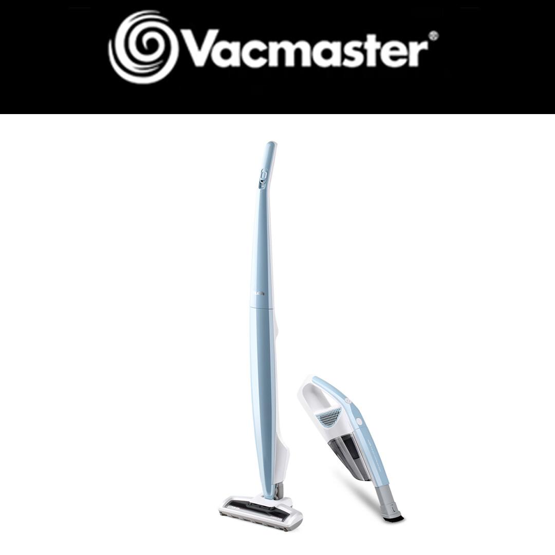 VacMaster Cordless 2-in-1 Handheld Vacuum Cleaner
