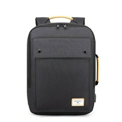 GOLDEN WOLF GB5 BACKPACK (Colors: Black, Blue, Grey)