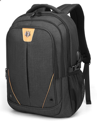 GOLDEN WOLF GB6 BACKPACK (Colors: Black, Blue, Grey)