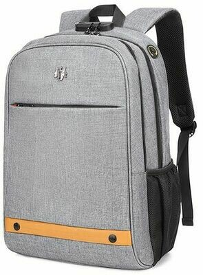 GOLDEN WOLF GB8 BACKPACK (Colors: Black, Blue, Grey)