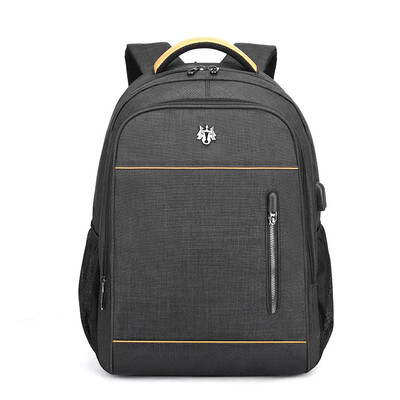 GOLDEN WOLF GB12 BACKPACK (Colors: Black, Blue, Grey)