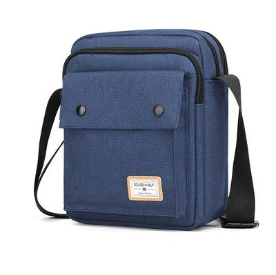 GOLDEN WOLF GB14 SLING (Colors: Black, Blue, Grey)