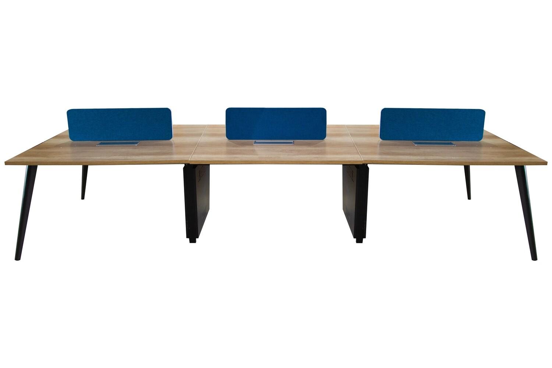 Ofix 004-WS (360x120) 6 Seaters Desk