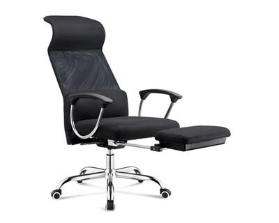 Ofix Premium-3 High Back Mesh Chair (Black)