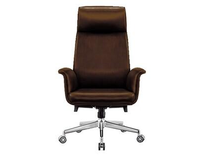 Ofix Premium-11 High Back PU Chair (Brown)