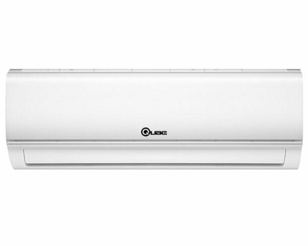 Qube Split Type 3.0hp Inverter Air Conditioner w/ Free Installation