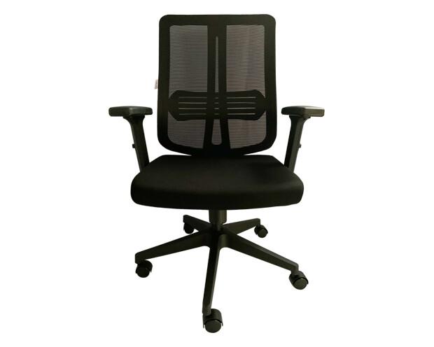 Ofix Korean-103J High Back Mesh Chair (Black)