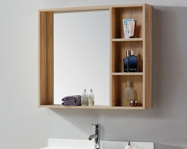 MYKE Bathroom Mirror Cabinet 203