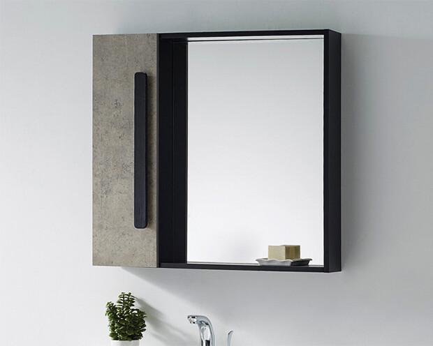 MYKE Bathroom Mirror Cabinet 202