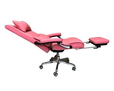 Ofix Premium-4 with Foot Rest (Pink)