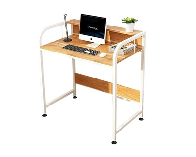 Ofix Desk 11 (Yellow Pear Wood, Black Willow) (100x50)