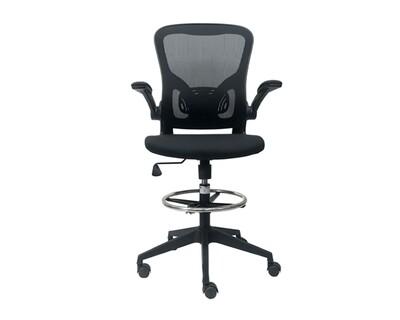 Ofix Premium-32 Drafting Chair (Black)