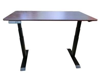 Ofix HDF102 (120x60, 140x70, 160x70) Electric Height Adjustable Single Motor Desk
