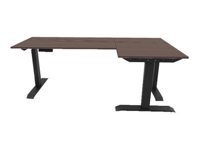 Ofix HDF106 (110x60-90x60) L-Shape Height Adjustable Desk