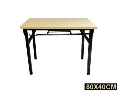 Ofix Desk 12 Foldable With Storage Space (80x40)