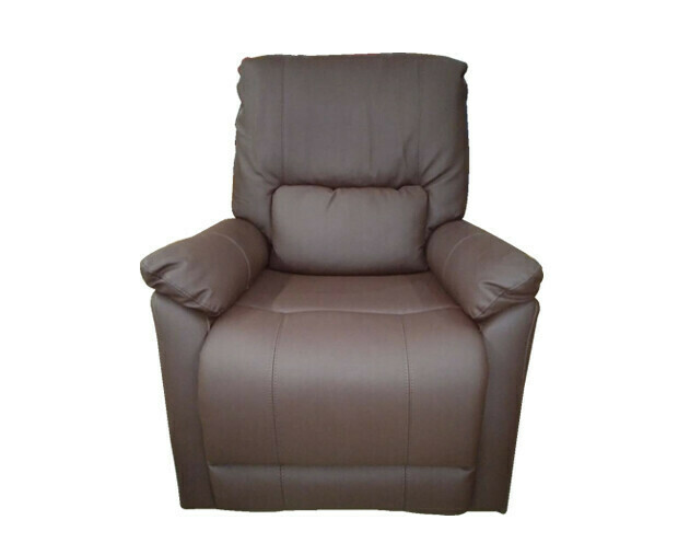 Flotti Manual V2 Recliner (Brown, Gray)