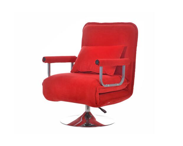 Flotti Vida Foldable-Sofa (Rose Red, Light Blue, Fuschia Pink)
