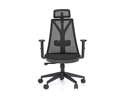 Ofix Korean-108H/ 109H High Back Mesh Chair (All Black, All White)