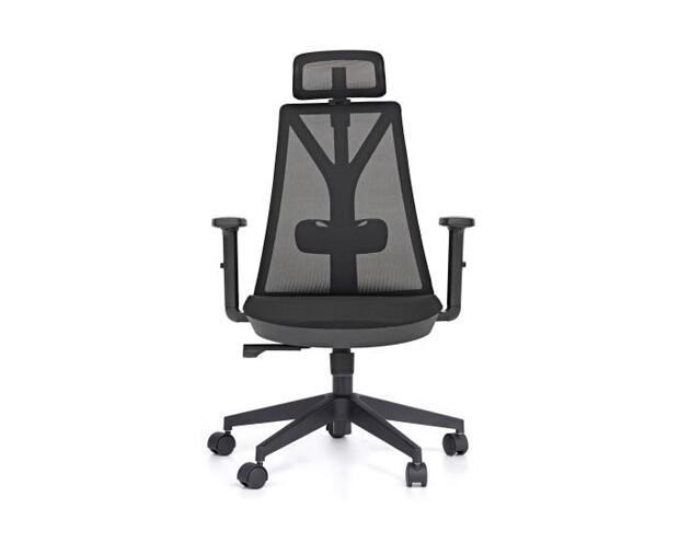 Ofix Korean-108H/ 109H High Back Mesh Chair (Black)