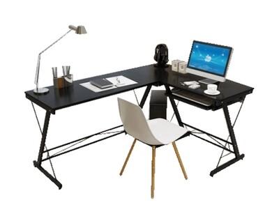 Ofix Desk 15 L-Shape Desk (120x48) (Chair Not Included)