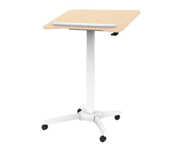 Ofix HDF104 (80x60) Gas Lift Height Adjustable Desk