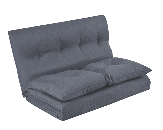 Flotti Carr Floor Sofa (Grey)